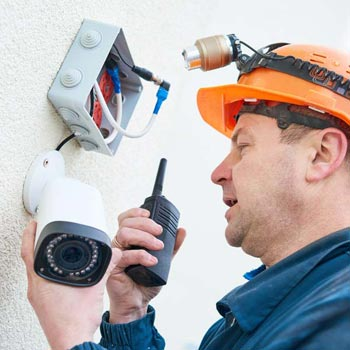 Welsh business cctv system repairs